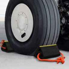aircraft wheel chocks