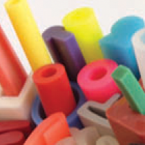 coloured silicone profiles