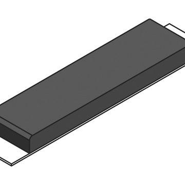 steel tipper pad