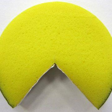 three quarter foam edge