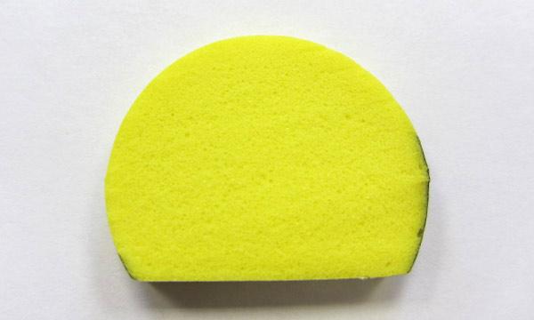 round foam edge
