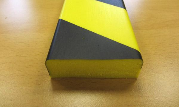 flat foam edge