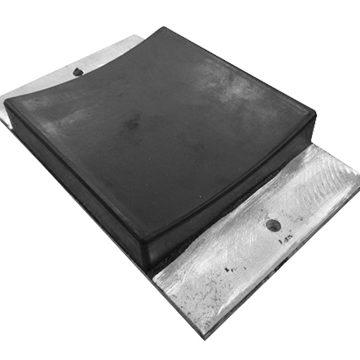 aluminium tipper pad