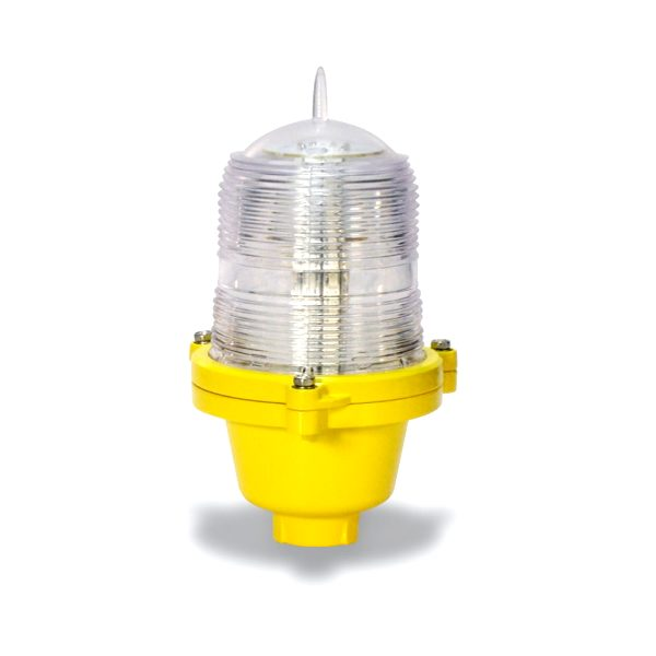 led low intensity obstruction light