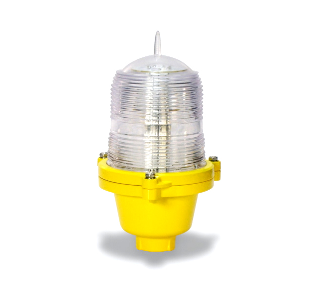 led based low intensity obstruction light