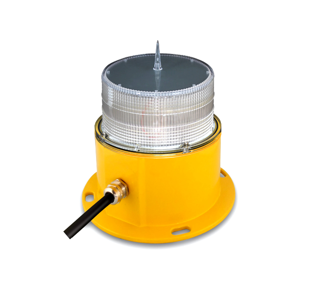led low intensity aviation obstruction light