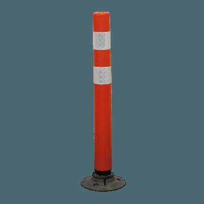 orange cylinder