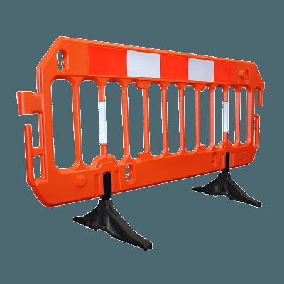 vision traffic barrier