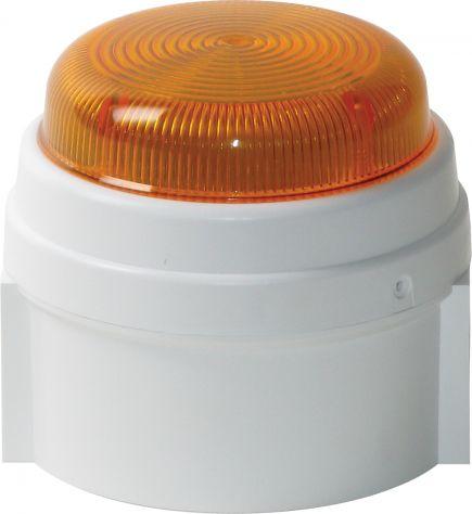 orange strobe beacon