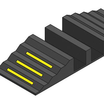 black hose ramp