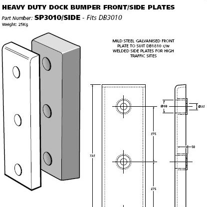 heavy duty bumper