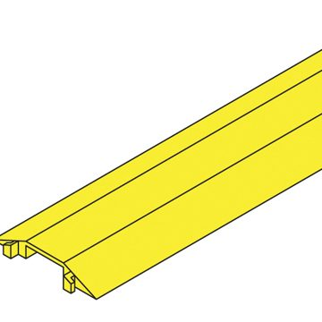 yellow cable protector