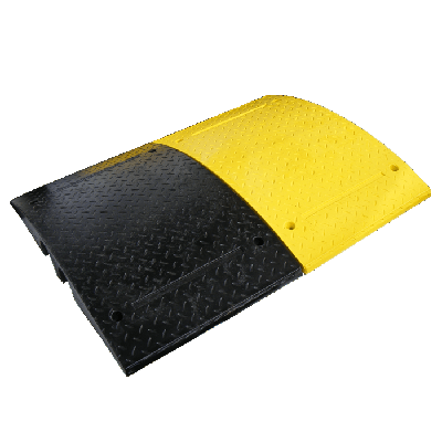 black and yellow hose cover