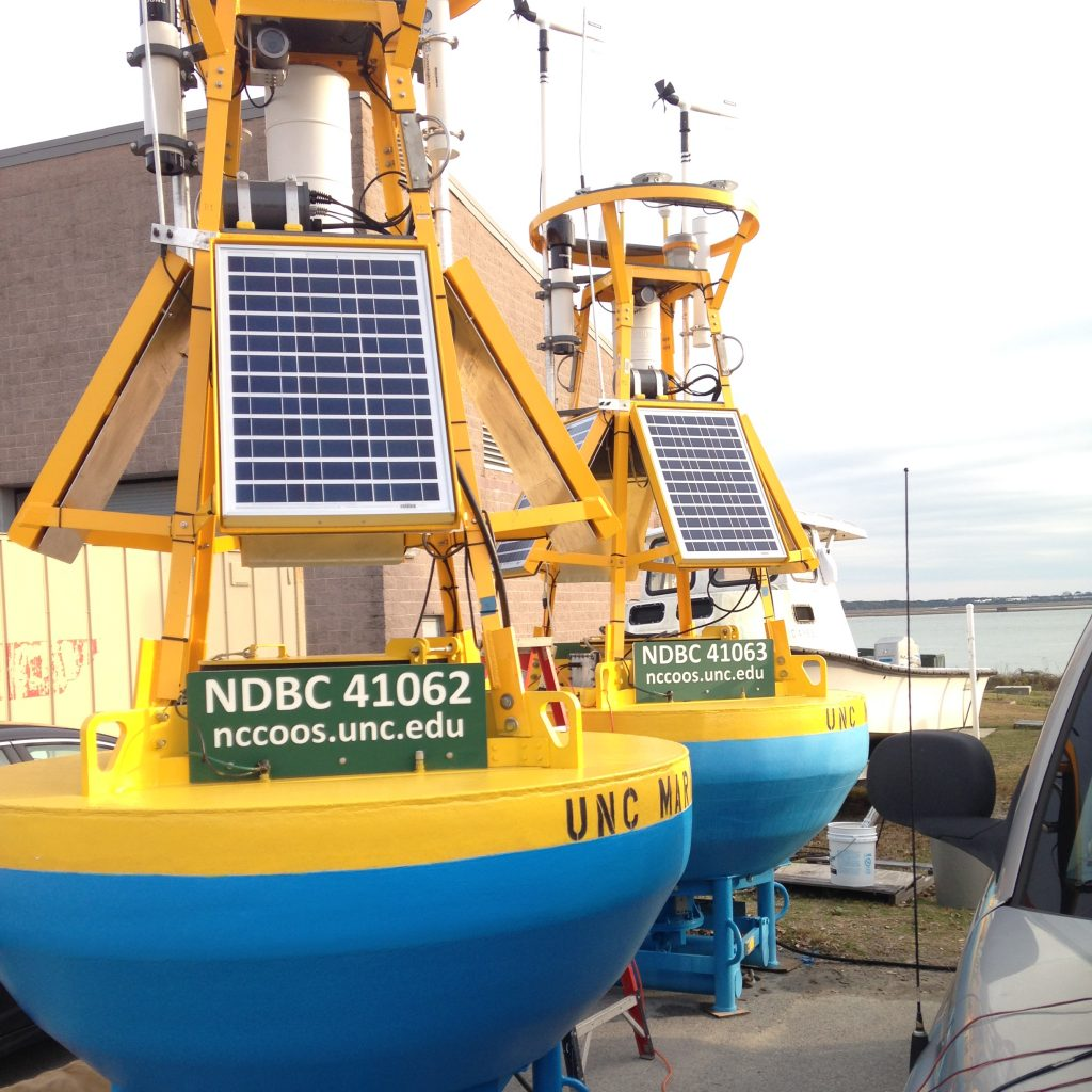 buoys with solar power