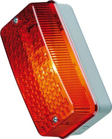 orange bulkhead light